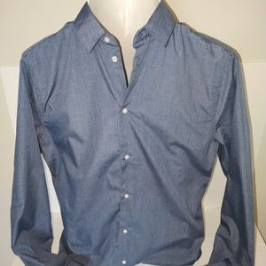 H&M Chambray Shirt M